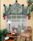 Summerhouse Valance 9296