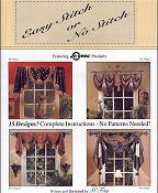 Easy-Stitch Pattern Book NS-1